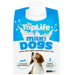 Top Life Formula Goat Milk For Dog 200ml