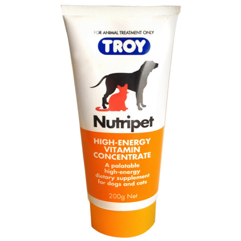 TROY Nutripet High-Energy Vitamin Concentrate Paste 200g