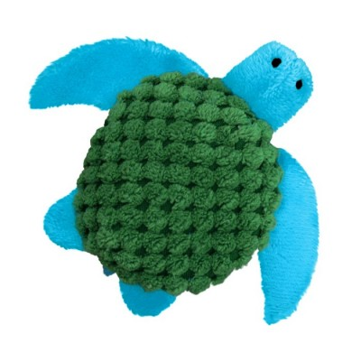 Kong Turtle Refillable Catnip Cat Toy - Kohepets