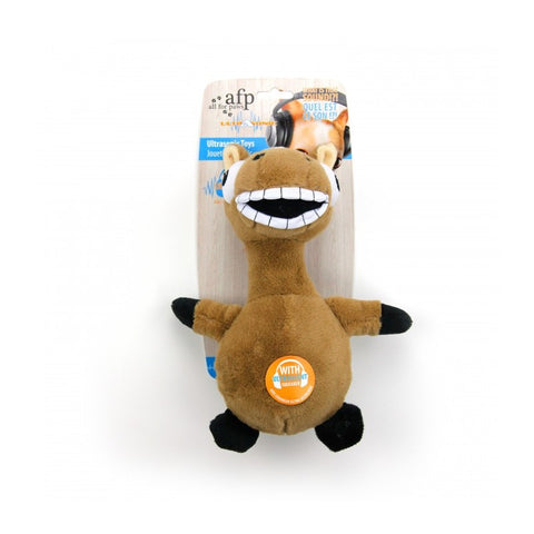 All For Paws Ultrasonic Animals Dog Toy - Kohepets