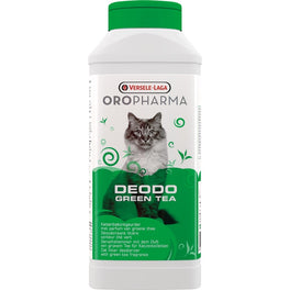 Versele Laga Oropharma Green Tea Scented Cat Litter Deodorant 750g