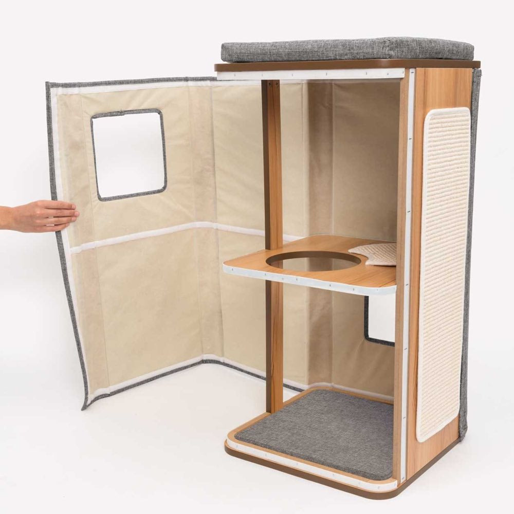 Vesper Cubo Cat Tower Kohepets