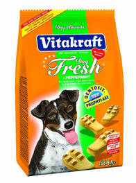 Vitakraft Dog Fresh Peppermint Dog Treat 300g