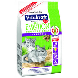 Vitakraft Emotion Professional Prebiotic Chinchilla Food