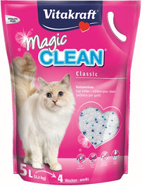 Vitakraft Magic Clean Classic Cat Litter 5L