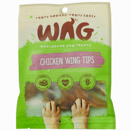 WAG Chicken Wing Tips Grain Free Dog Treat 50g