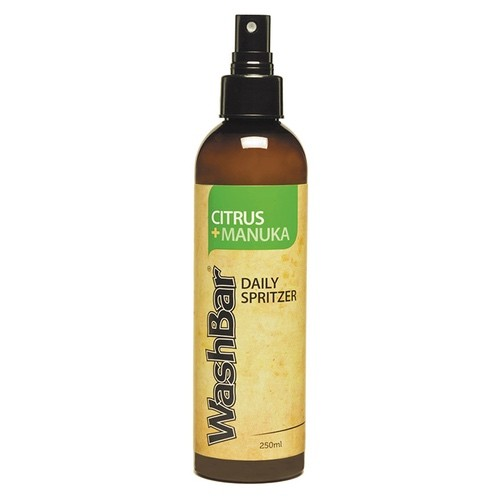 WashBar 100% Natural Daily Spritzer in Citrus and Manuka for Dogs 250ml - Kohepets