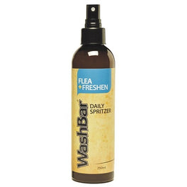 WashBar 100% Natural Daily Spritzer in Flea and Freshen for Dogs 250ml