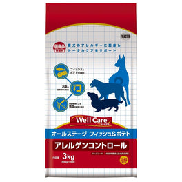 Well Care Fish With Potato All Life Stages Dry Dog Food