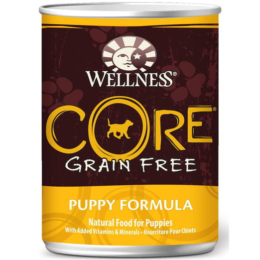 Wellness CORE Grain-Free Puppy Canned Dog Food 354g