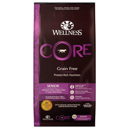 Wellness CORE Grain-Free Senior Formula Dry Dog Food