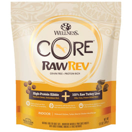 Wellness CORE RawRev Indoor Grain-Free Dry Cat Food