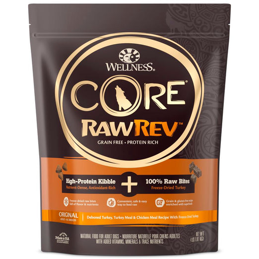 Wellness CORE RawRev Original Adult Grain-Free Dry Dog Food