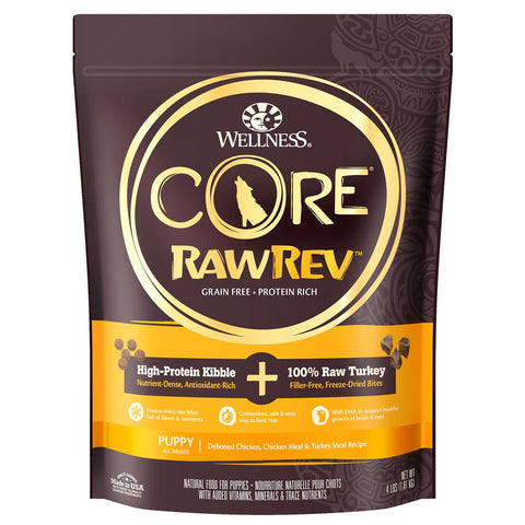 Wellness CORE RawRev Puppy Grain-Free Dry Dog Food