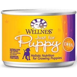 Wellness Just For Puppy Canned Dog Food 170g