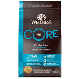 Wellness CORE Grain-Free Ocean Formula Dry Dog Food