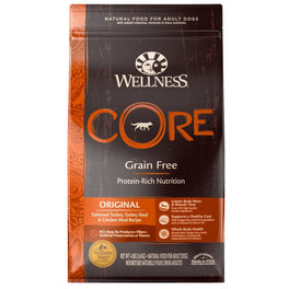 Wellness CORE Grain-Free Original Formula Dry Dog Food