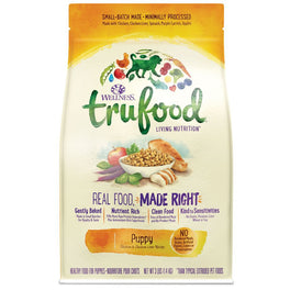 Wellness TruFood Baked Nuggets Grain-Free Chicken & Chicken Liver Puppy Recipe Dry Dog Food 3lb