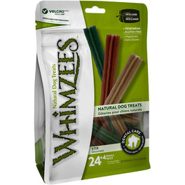 33% OFF: Whimzees Stix Small Natural Dog Treats 420g