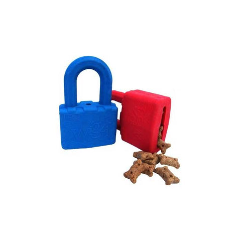 Wigzi Dog Lock n Play Small Dog Toy - Kohepets