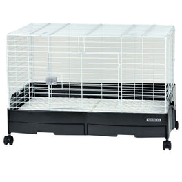 Wild Sanko Easy Home Rabbit Cage With Dual Pull Out Tray