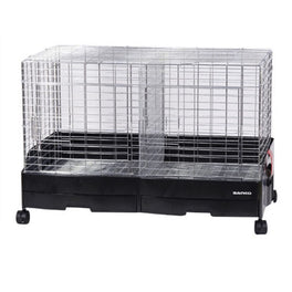 Wild Sanko Easy Home Pro Rabbit Cage With Divider