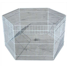 Wild Sanko Metal Rabbit Playpen
