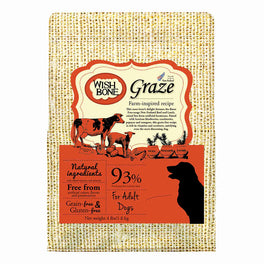 Wishbone Graze Grain-Free Adult Dry Dog Food