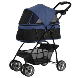 WP Pettyman Pet Stroller (879)