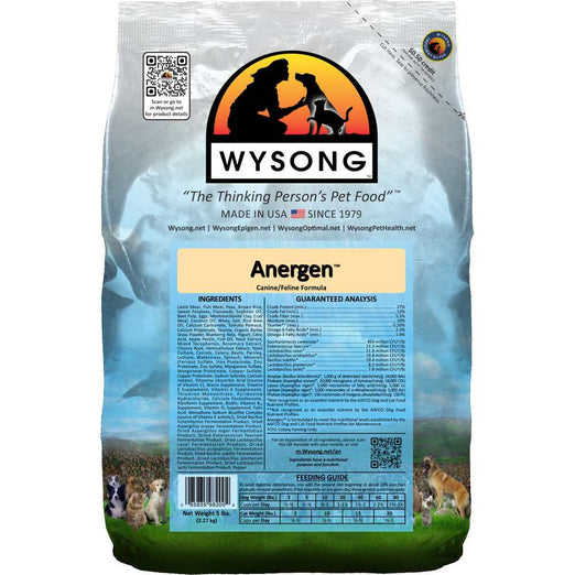 Wysong Anergen Formula Dry Cat & Dog Food - Kohepets