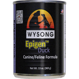 Wysong Epigen Duck Grain Free Canned Cat & Dog Food 369g