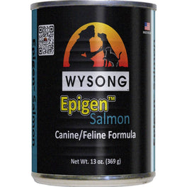 Wysong Epigen Salmon Grain Free Canned Cat & Dog Food 369g