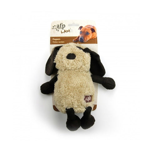 All For Paws Lamb Cuddle Floppers Dog Toy - Kohepets