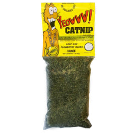 Yeowww! Catnip For Cats 1oz