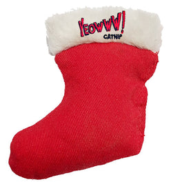 Yeowww! Catnip Stocking Cat Toy