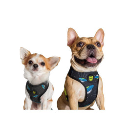 Zee.Dog Area 51 Air Mesh Plus Dog Harness