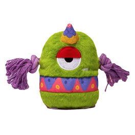 Zee.Dog Flo Canvas Plush Dog Toy
