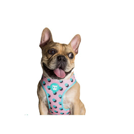 Zee.Dog Polka Air Mesh Plus Dog Harness