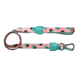 Zee.Dog Polka Dog Leash