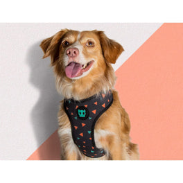 Zee.Dog Triangles Air Mesh Plus Dog Harness