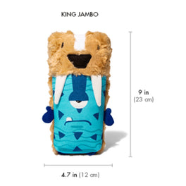 Zee.Dog Xaman Canvas Plush Dog Toy
