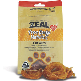 BUY 2 GET 1 FREE: Zeal Free Range Naturals Chewies Dog Treats 125g