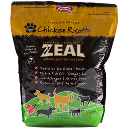 Zeal Chicken Risotto Soft Dry Dog Food 3kg