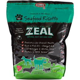 Zeal Seafood Risotto Soft Dry Dog Food 3kg