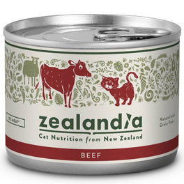 Zealandia Beef Canned Cat Food 170g
