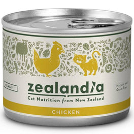 Zealandia Chicken Canned Cat Food 170g