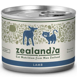 Zealandia Lamb Canned Cat Food 170g