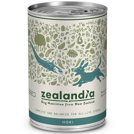 Zealandia NZ Hoki Canned Dog Food 370g