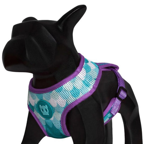 Zee.Dog Barracuda Mesh Plus Dog Harness - Kohepets