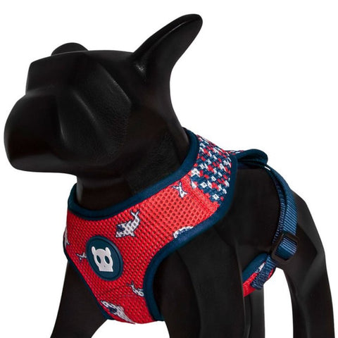 Zee.Dog Chewy Mesh Plus Dog Harness - Kohepets